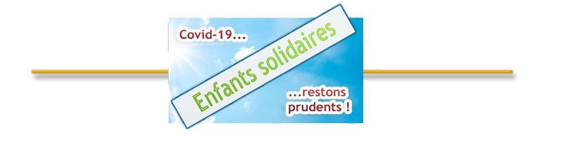 Les enfants solidaires des quartiers de Raismes