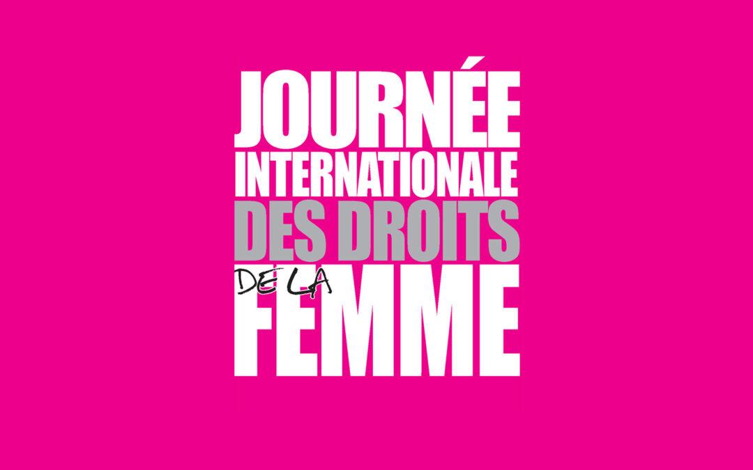Journée de la femme 2021