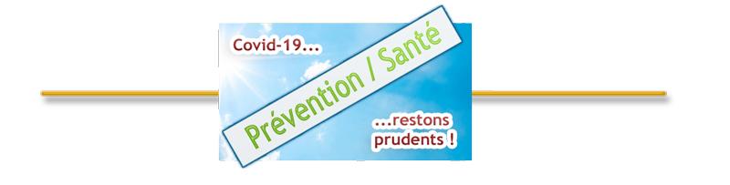 Covid-19 – Prévention Santé