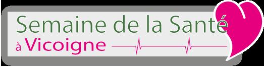 Logo semaine de la santé Vicoigne